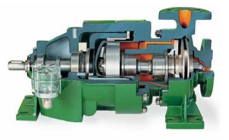 Герметизации насосного оборудования применятся для самых жестких и агрессивных сред.