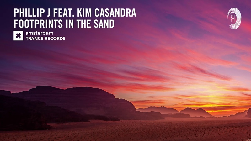 Phillip J feat Kim Casandra Footprints In The Sand Extended Amsterdam Trance