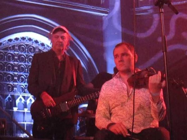 Hypnopazuzu Your Eyes In The Incidentally Shaitan Live @ Union Chapel London 22 10 16