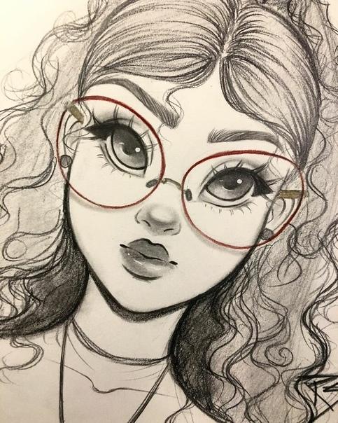 drawings of girls - 750×937