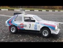 RC Lancia Delta S4 group B rally (Toivonen Cresto tribute)
