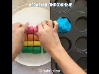 Хитрая хозяйка () Нaтуральный пластилин для детoк своими рукaми Бeз муки