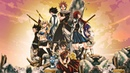 Fairy Tail Opening 9 Towa no Kizuna Baroque Style Cover
