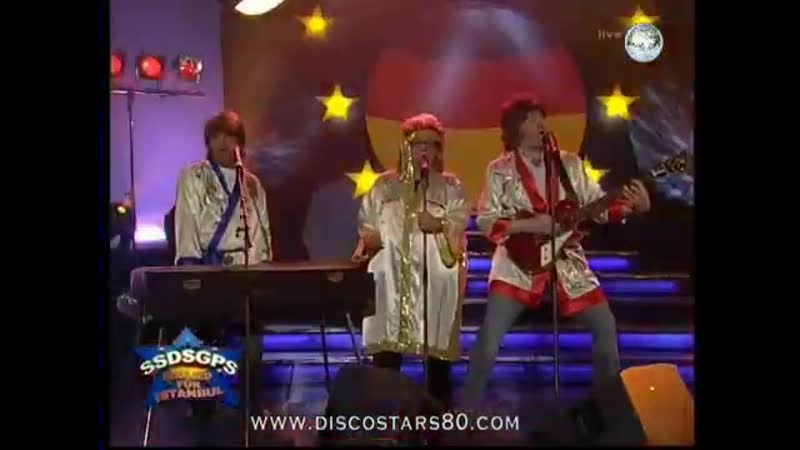 Thomas Anders Stefan Raab Joy Fleming ABBA Waterloo