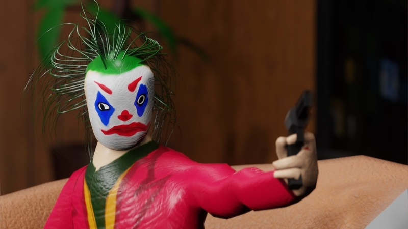 Murray kills Joker