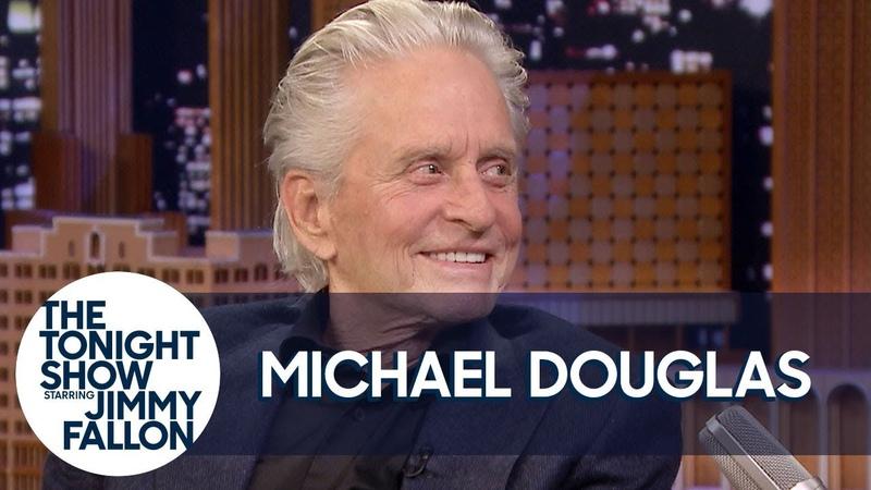 Michael DouglasReveals How Good a Golfer Donald Trump Is