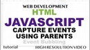 Detect Clicks Using Parent Elements - Event Bubbling - HTML5 JavaScript - Part 10