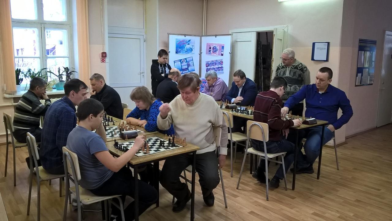 В Соликамске открылся шахматный клуб.