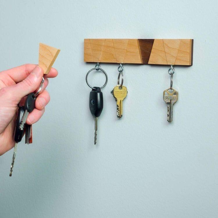 Необычные варианты хранения ключей!