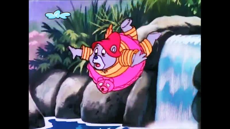 35 Толстун сражается до последнего Неутомимый малиновый мститель ♥ Приключение мишек Гамми Мультики для детей