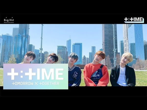 [T:TIME] TOMORROW X TOGETHER 'Our Summer' (selfie ver.) - TXT (투모로우바이투게더)