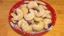 Recette de Bredele de Noël : biscuits vanillés aux amandes