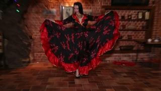 IzzahLight : Евгения Ермакова, цыганский танец