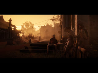 Red Dead Redemption 2 - трейлер для ПК Рифмы и Панчи