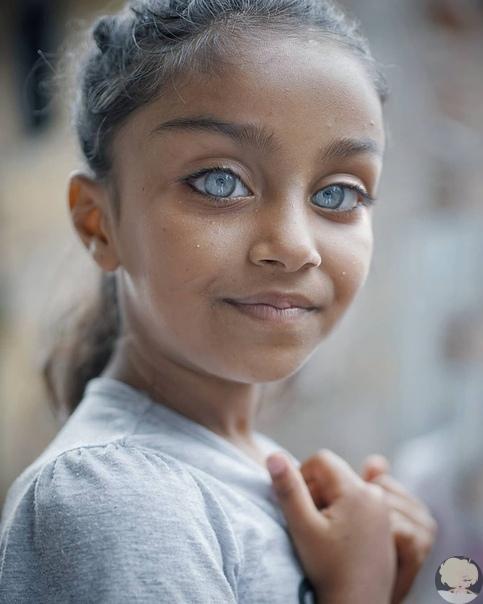 Портрет девушки с улиц Стамбула.