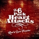 The 6 Pack Heart Attacks - Back on the Road
