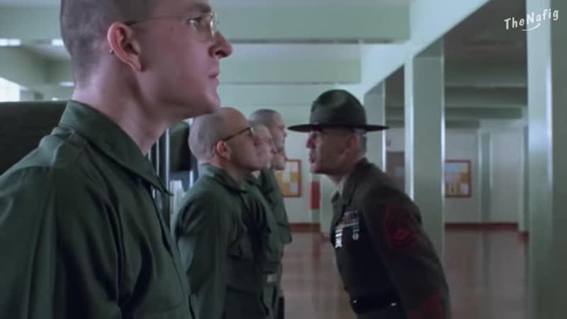 [TheNafig] Цельнометаллическая оболочка в нашей армии (Переозвучка)