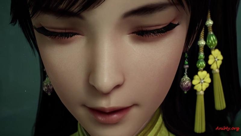 Страна Десяти Тысяч Чудес 3 Сезон 2 Серия [82 эпизод] [Wan Jie Xian Zong] Озвучка AniMy