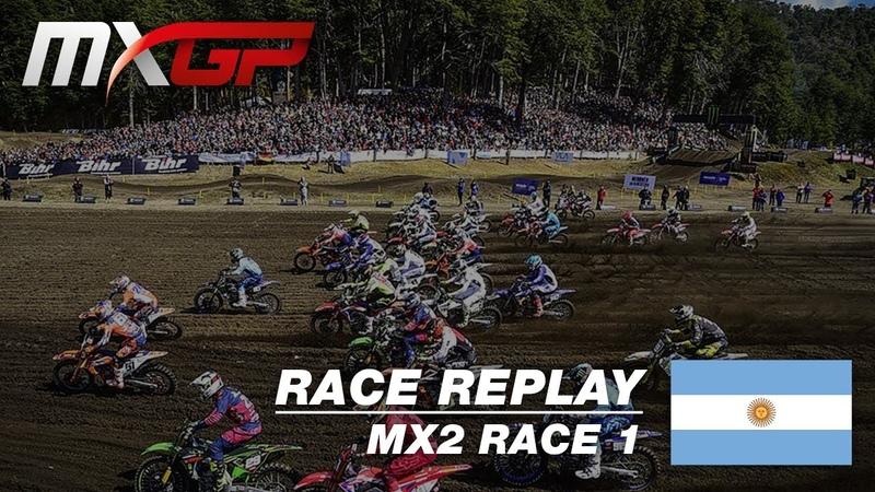 MXGP of Patagonia Argentina 2019 Replay MX2 Race 1 Motocross