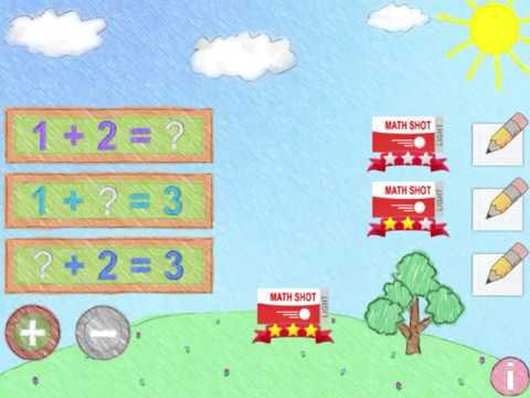 Как научить ребенка считать Прикольная игра