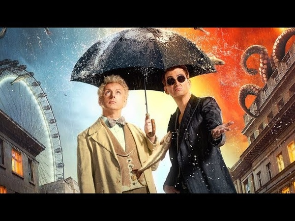 Good Omens - Official Teaser (rus, AlexFilm)