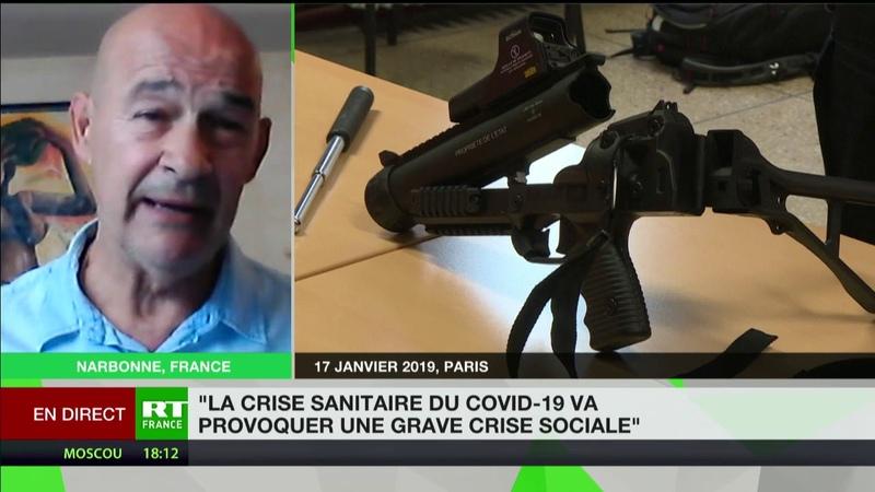 Après les Gilets jaunes et les retraites Jean Louis Arajol craint un troisième tournant social