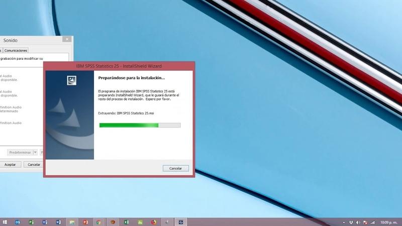 Descargar Instalar IBM SPSS Statistics 25 32 64 Bits y Mac OS paso a paso
