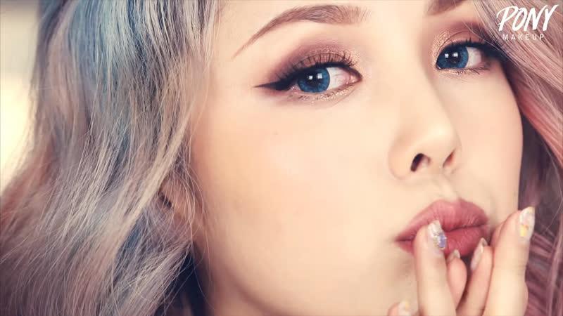 2016-04-07 - Gorgeous Mahogany Makeup (With subs) 고져스 마호가니 메이크업