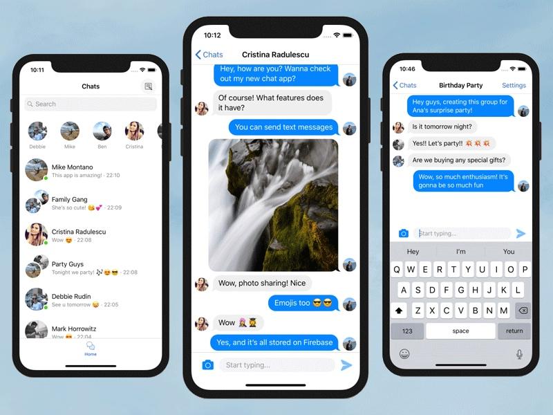 Лучшие шаблоны для мобильных приложений и темы 2019 года, изображение №5
