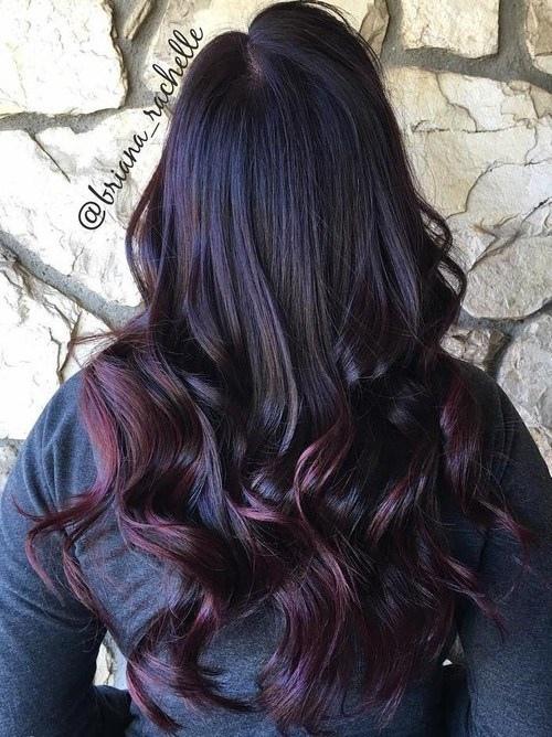 Модный цвет волос зима 2019-2020: 20 актуальных оттенков