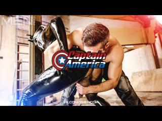 MEN: Captain America : A Gay XXX Parody Part 2