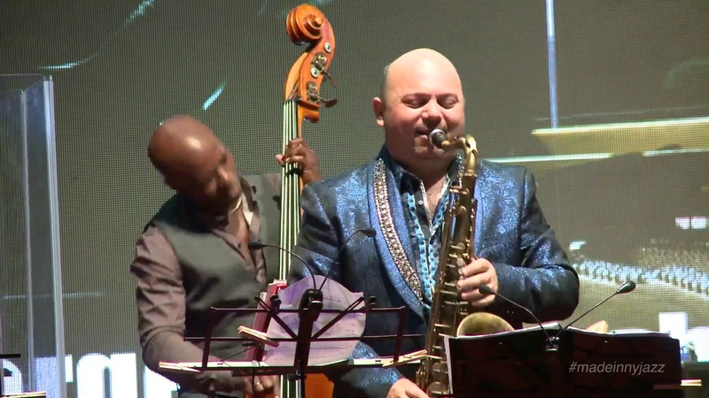 Just in time - Made in New York Jazz Festival, Montenegro 2018 (Podgorica)