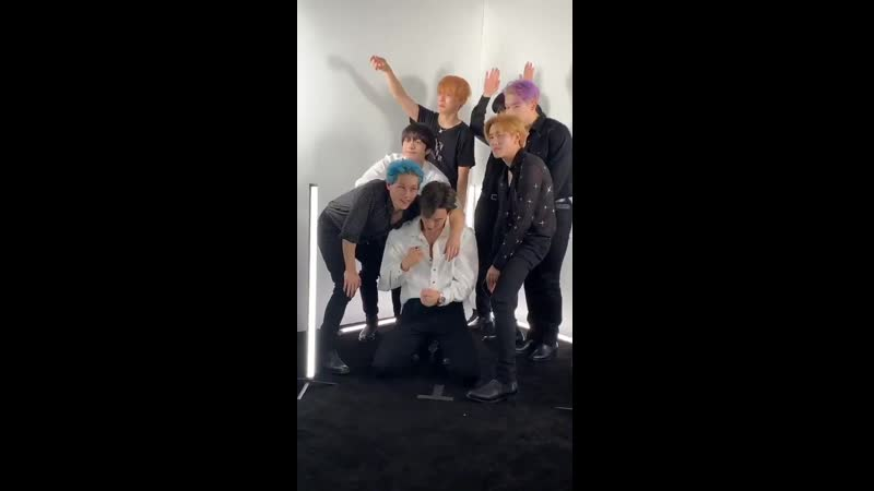 Every angle is the best angle for @OfficialMonstaX iHeartDayStage @Macys.mp4