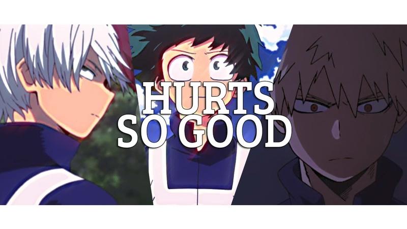 Hurts so good [Tododeku/Bakudeku]