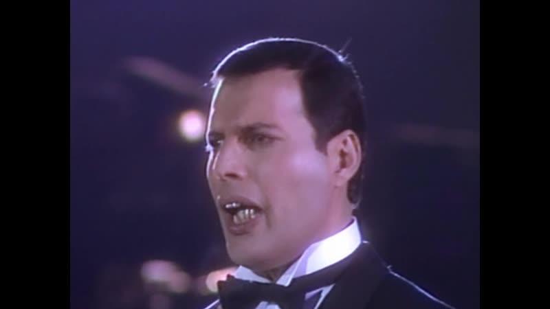 Freddie Mercury-The Golden Boy (La Nit Performance)