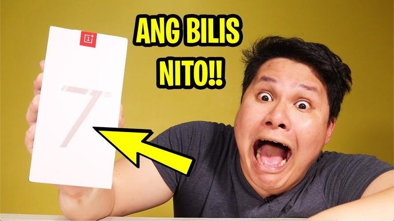 OnePlus 7 Pro Unboxing Sobrang Bilis Nito