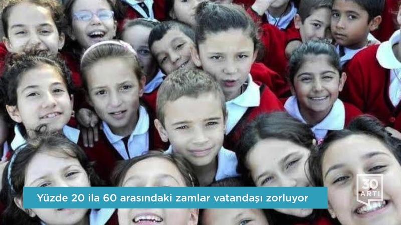 En fazla küçülme Türkiye'de…Saraya 4 zırhlı…Sanayide şok…Eğitim masrafları patladı…İşsizlik rekoru…