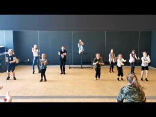 Hip-hop kids | Студия танца Танцуя Мечту
