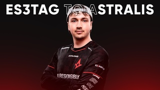 CS:GO - Best of es3tag (NEW ASTRALIS PLAYER)