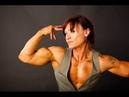 Muscular girl Jay Fuchs Девушка накаченная Бодибилдерша