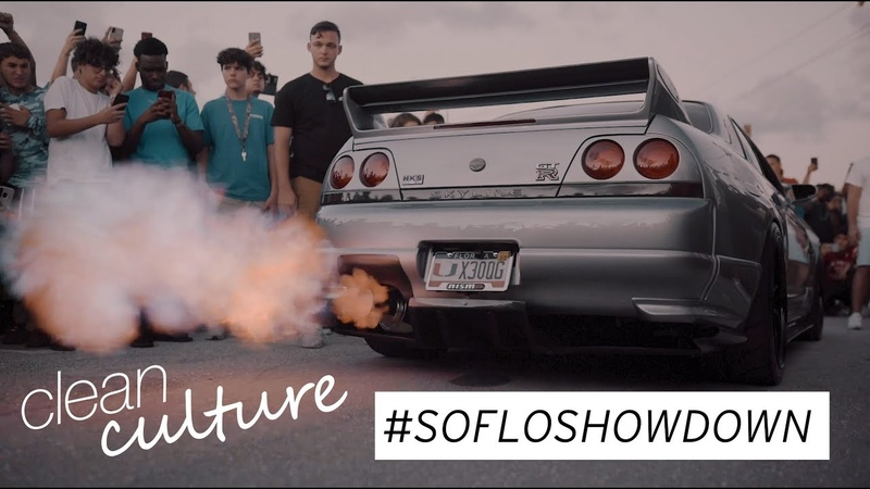 CLEAN CULTURE SOFLOSHOWDOWN 2019