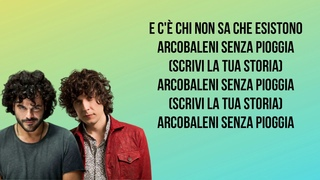 Francesco Renga ft. Ermal Meta - Normale (Testo / Lyrics)