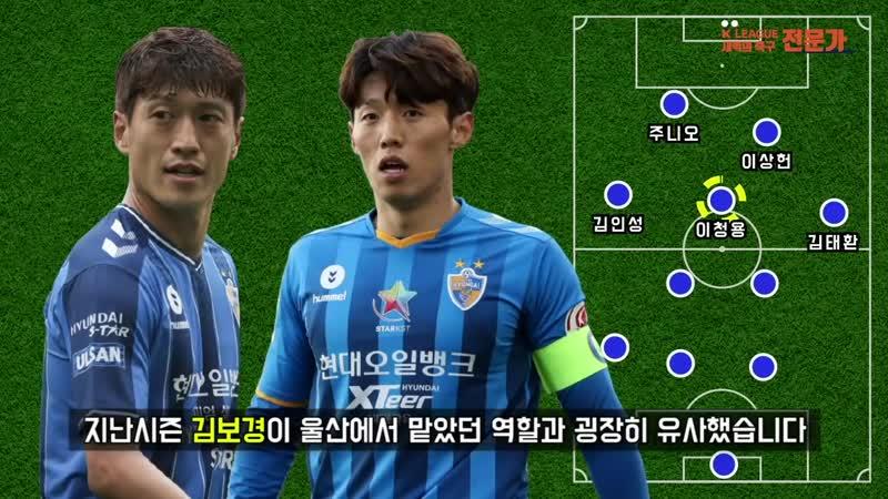 К-Лига-2020 Синий Дракон Ли Чхун-Йон возвращается в К-Лигу