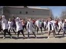 Центр фізичного розвитку населення «Спорт для всіх». Ранкова гімнастика зі студентами медучилища