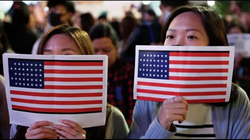 А. Маслов. США — Китай: передышка перед новым противостоянием