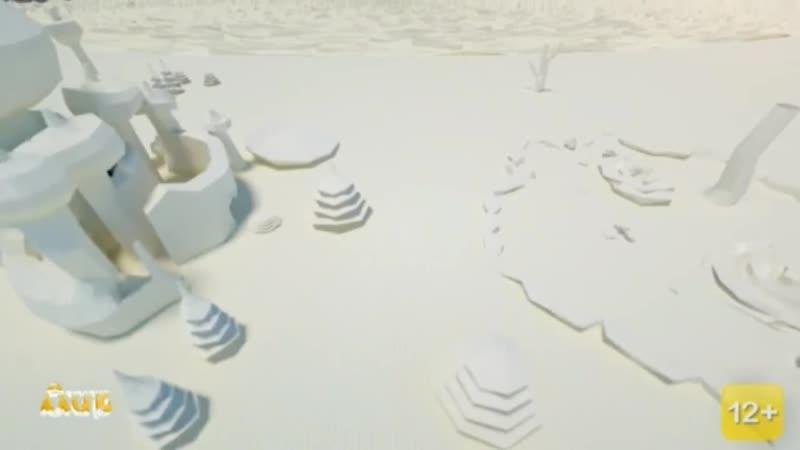 Анонс мультика Ювик с планеты Ю заставка заставка МультиХит и начало мультика Фиксики Детский Мир 21 01 2020