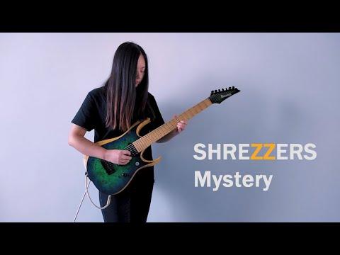 Shrezzers mystery cover by faye