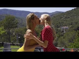 горячие лесби подружки Nancy A and Veronica Leal [All Sex, Porn, Female, Lesbian, Masturbation, Orgazm