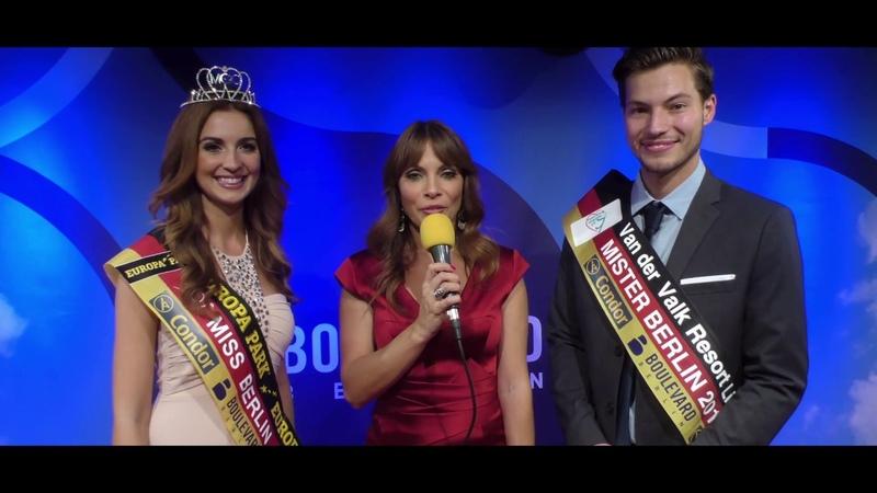 Mister Miss Berlin 2017 Interview - Gala-Moderation,Moderatorin Berlin, Moderation deutschlandweit