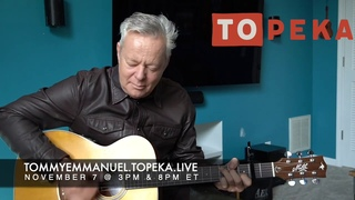 Only Elliot & Front Row Experience l Tommy Emmanuel (2020)